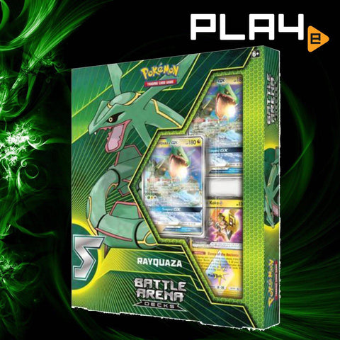 Pokemon Battle Arena Deck - Rayquaza