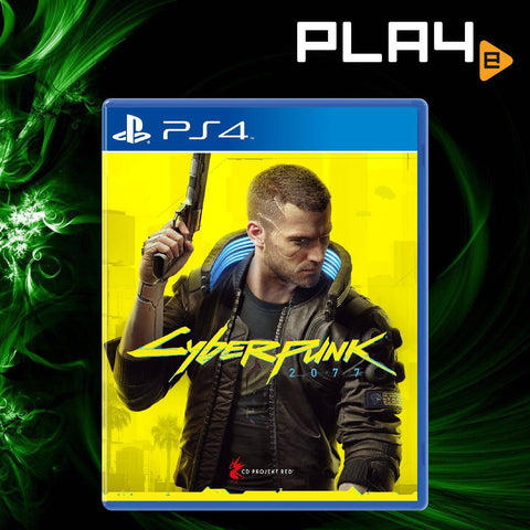 PS4 Cyberpunk 2077 [Collector's Edition] (R3) (Pre-Order)