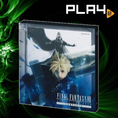 PS3 Final Fantasy VII Advent Children Complete w Final Fantasy XIII Trial Version