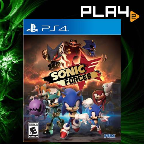 PS4 Sonic Forces (Region 3)