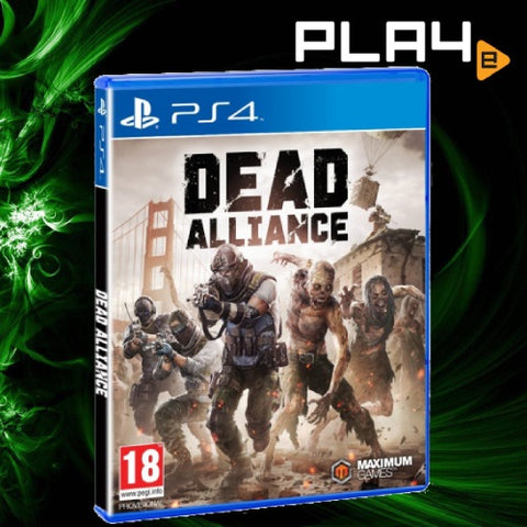 PS4 Dead Alliance (R2)