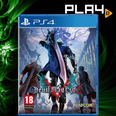 PS4 Devil May Cry 5 (R2) (M18)