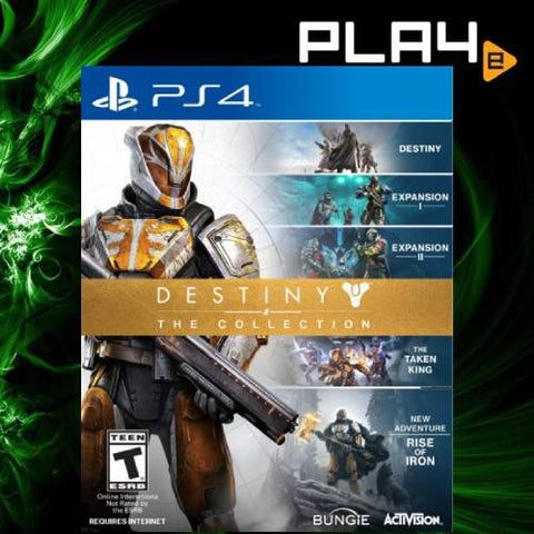 PS4 Destiny The Collection (R3)