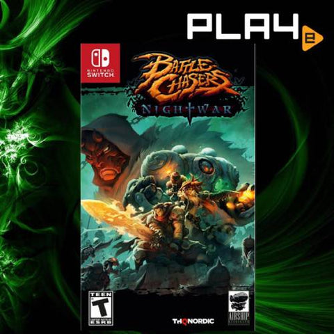 Nintendo Switch Battle Chasers Night War