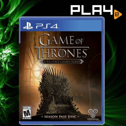 PS4 Game of Thrones (R1_M18)