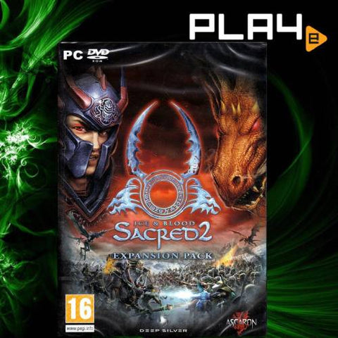 PC Sacred 2: Ice and Blood Expansion