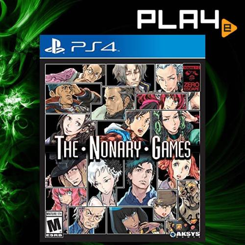 PS4 Zero Escape The Nonary Games
