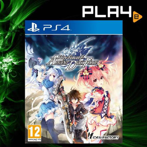 PS4 Fairy Fencer F: Advent Dark Force (R2)