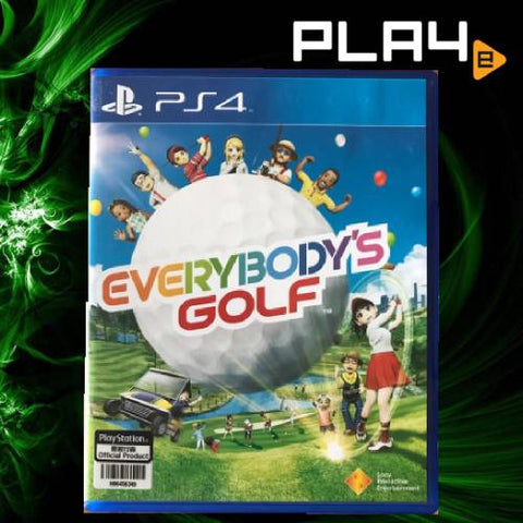 PS4 Everybody's Golf (R3)