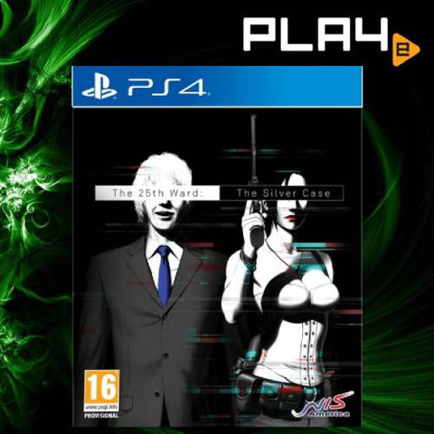 PS4 The 25th Ward: The Silver Case (EU)