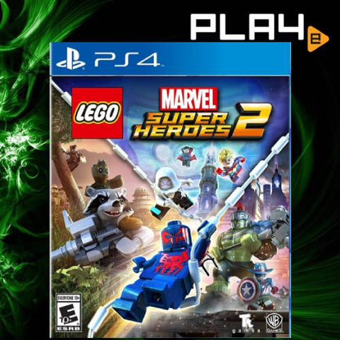 PS4 Lego Marvel Super Heroes 2 (R1)
