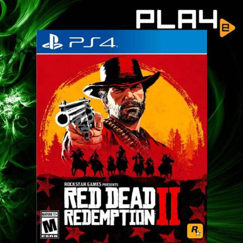 PS4 Red Dead Redemption 2 (R1)