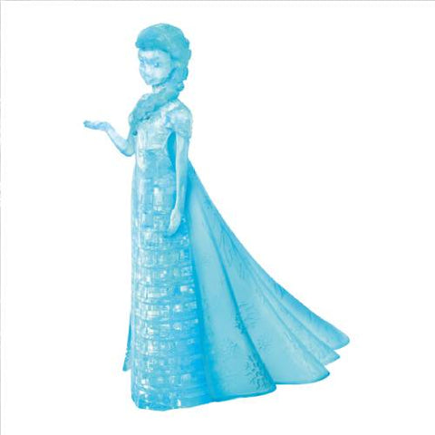 Disney Crystal Gallery ~ Frozen Elsa (32PC)