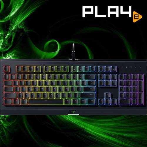 Razer Cynosa Chroma Multi-Color Gaming Keyboard | PLAYe