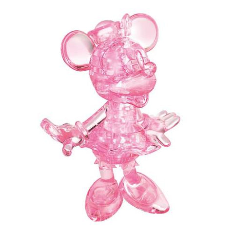 Disney Crystal Gallery ~ Minnie Mouse (39PCS)
