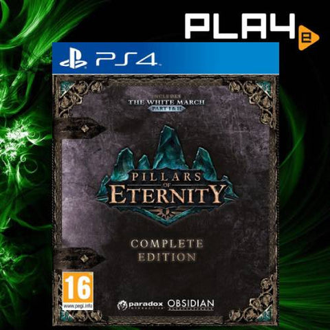 PS4 Pillars Of Eternity Complete Edition (R2)