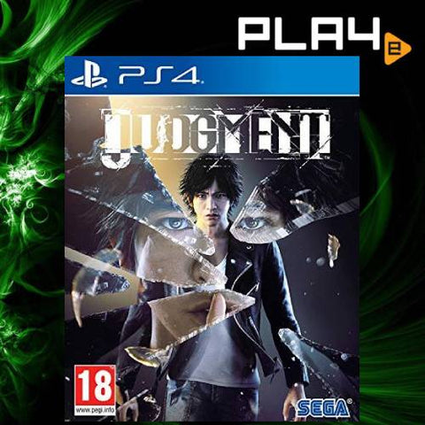 PS4 Judgment (R2)