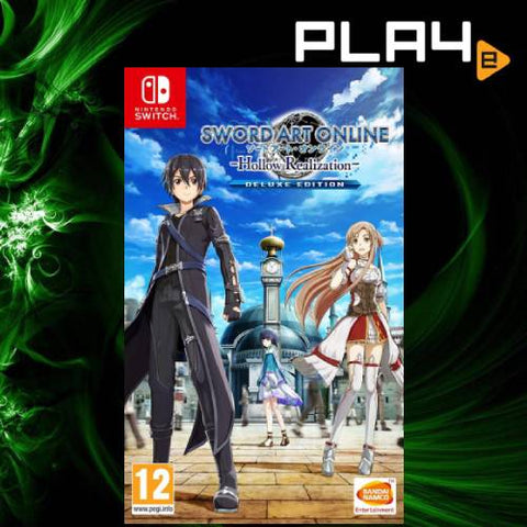 Nintendo Switch Sword Art Online Hollow Realization