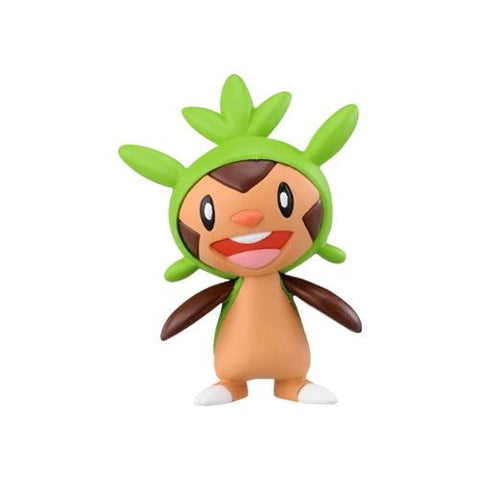 Takara Tomy Moncolle Ex- #7 Chespin
