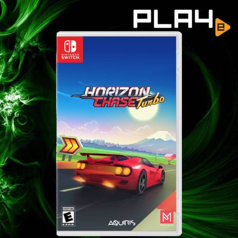 Nintendo Switch Horizon Chase Turbo