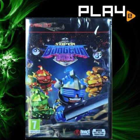 PC Super Dungeon Bros