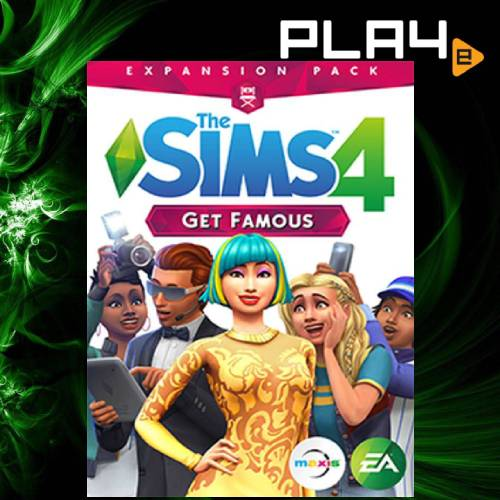 PC The Sims 4: Get Famous