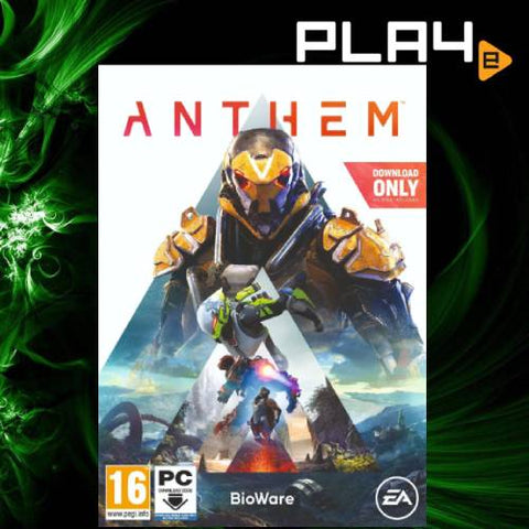 PC Anthem (Code Only)