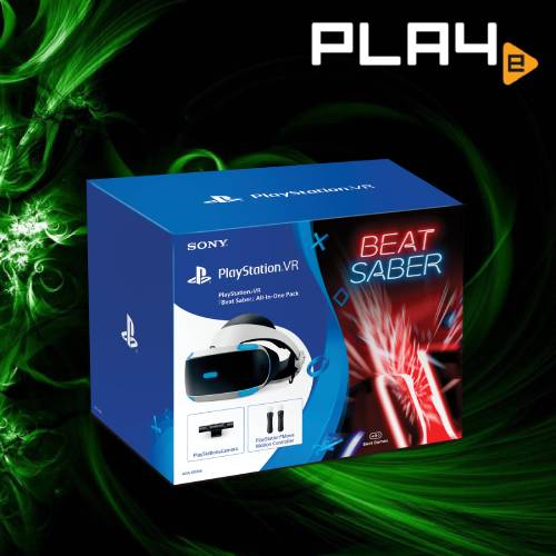Playstation VR Beat Saber All in One Pack
