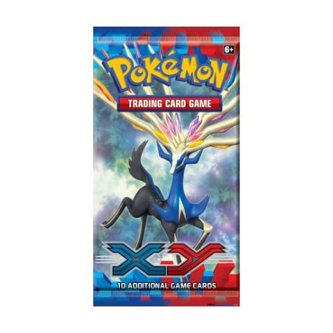 Pokemon XY1 XY Base Set Booster Packets