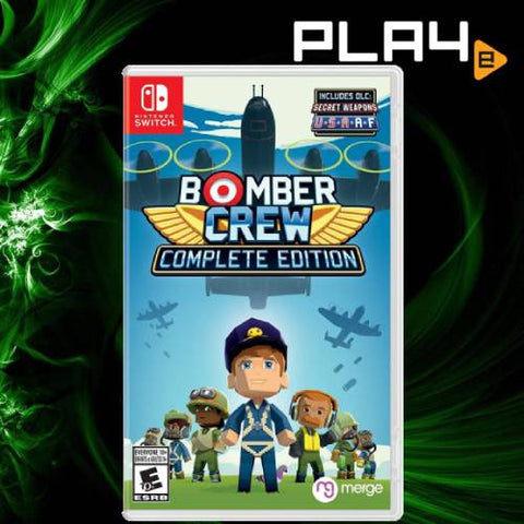 Nintendo Switch Bomber Crew Complete Edition