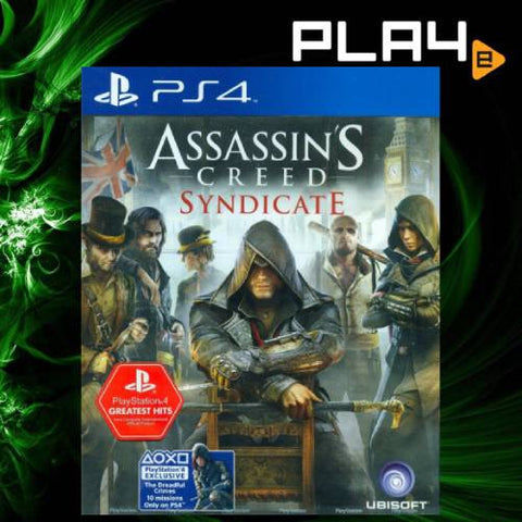 PS4 Assassin's Creed Syndicate (M18)