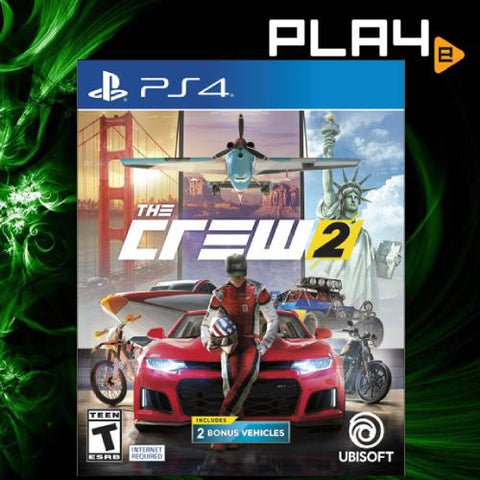 PS4 The Crew 2 (R1)