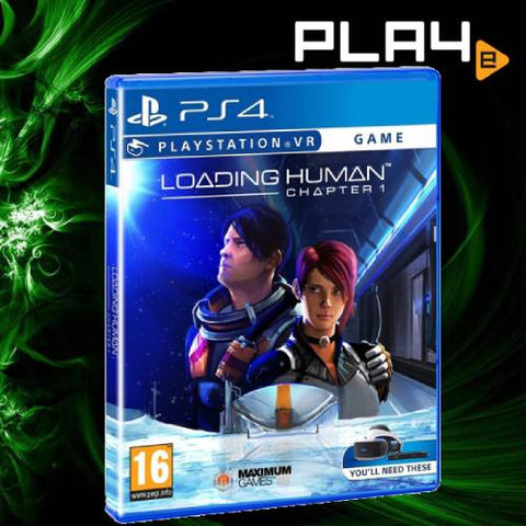 PS4 Loading Human: Chapter 1 (R2)