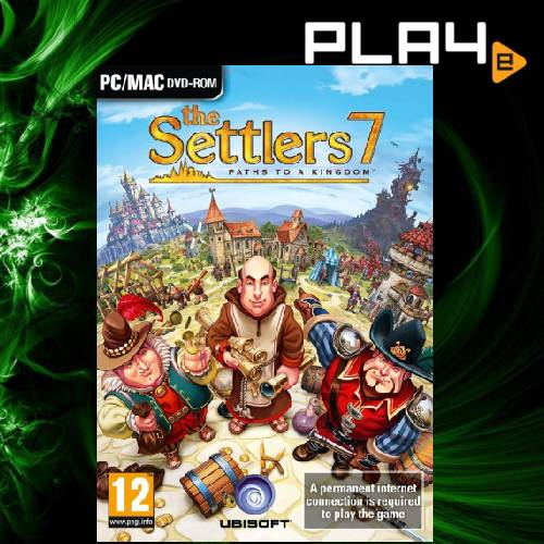 PC The Settlers 7 Paths to a Kingdom