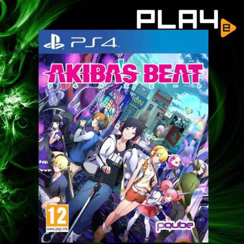 PS4 Akibas's Beat (R2)