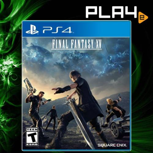 PS4 Final Fantasy XV (R1)