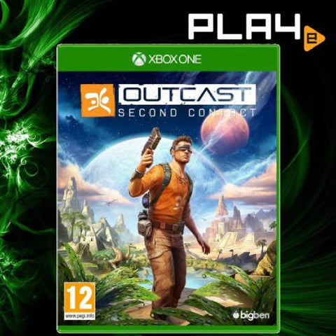 XBox One Outcast Second Contact