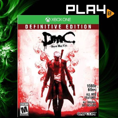 Xbox One Devil May Cry : Definitive Edition