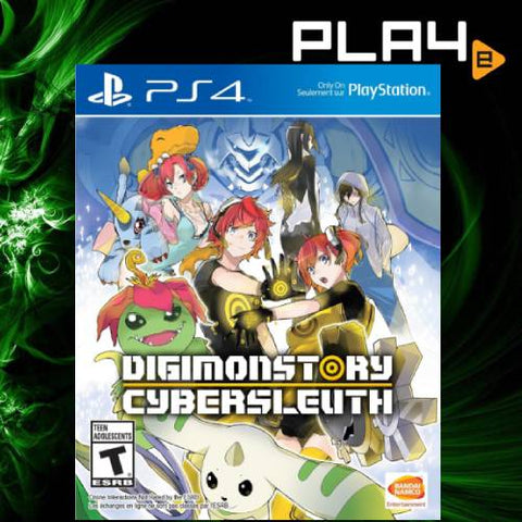 PS4 Digimon Story Cyber Sleuth (R1)