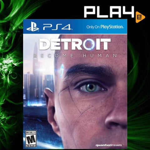 PS4 Detroit Become Human (R1)