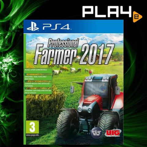 PS4 Professional Farmer 2017