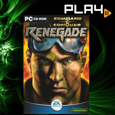 PC Command & Conquer : Renegade