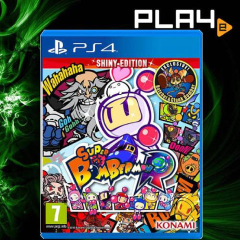 PS4 Super Bomberman Shiny (R2)