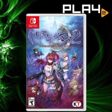 Nintendo Switch Yoru no Nai Kuni 2 Shingetsu no Hanayome