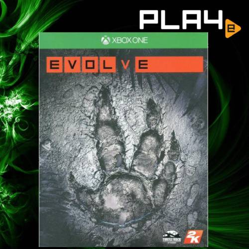 XBox One Evolve (M16) - Chinese Subtitle