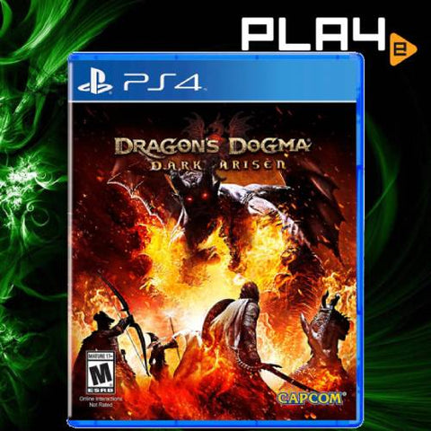 PS4 Dragon's Dogma Dark Arisen (R1)