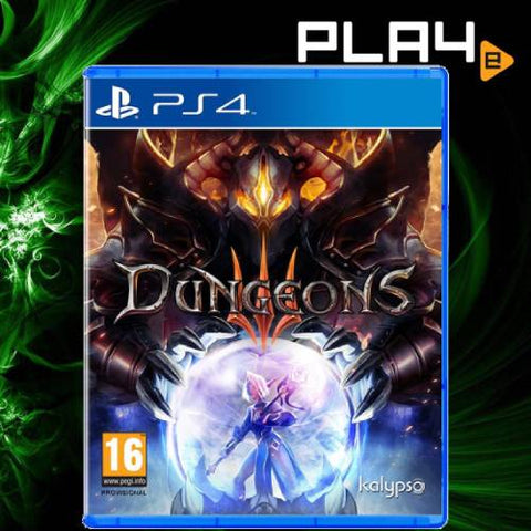 PS4 Dungeon 3 (R2)