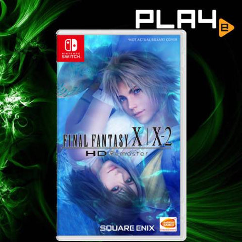 Nintendo Switch Final Fantasy X/X-2 HD Remastered