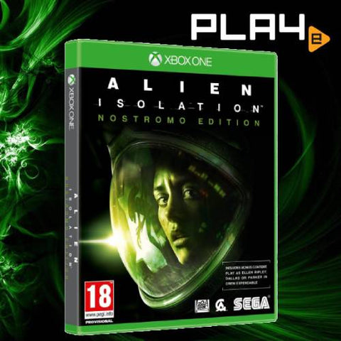 XBox One Alien Isolation Nostromo Edition