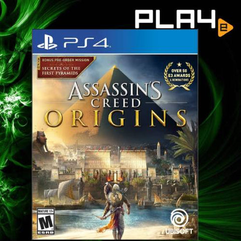 PS4 Assassin's Creed Origin (R1)